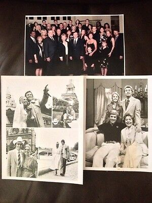 One Life To Live ~ 3 Photos (2) 8x10, (1) 7x9 ~ Robert S. Woods, Daytime Soaps