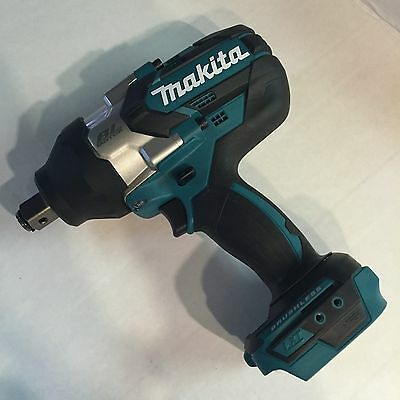 Makita XWT07 18 volt 3/4 Brushless High Torque Impact Wrench w/ ring BRAND NEW