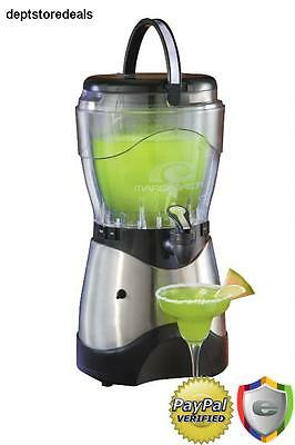 Margarita Slush Maker Frozen Drink Machine Slushie Daiquiri Slushes Ice Beverage