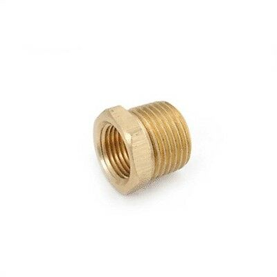 Red Brass Hex Reducing Bushing,No 738110-0604,  Anderson Metals Corp