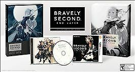 NEW Bravely Second: End Layer Collector's Edition (Nintendo 3DS, 2016)