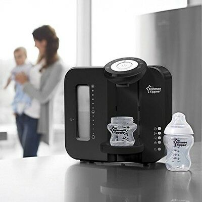 Baby Bottle Maker Machine Warmer Powder Milk Feed Tommee Tippee Closer To Nature