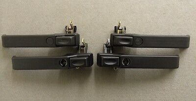 Land Rover Defender Front And Rear Door Handles - Left And Right Hand