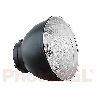 "PhotoSEL FRS558 20cm 7.87"" Standard Flash Reflector Bowens S Type Studio Light"