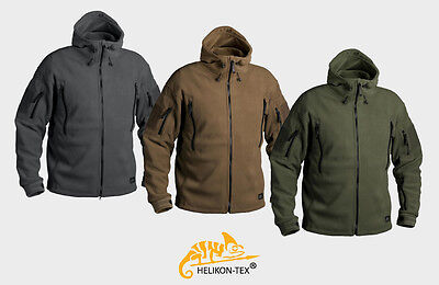 Helikon-Tex Patriot Heavy Fleece Jacket - Military Helikon - Free UK Delivery
