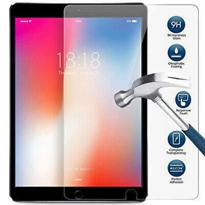 "Genuine HD Glass Tempered Screen Protector For iPad Pro 10.5"" 2017 A1701 A1709"