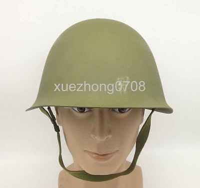Collectable Surplus Chinese Army military GK80 type steel helmet