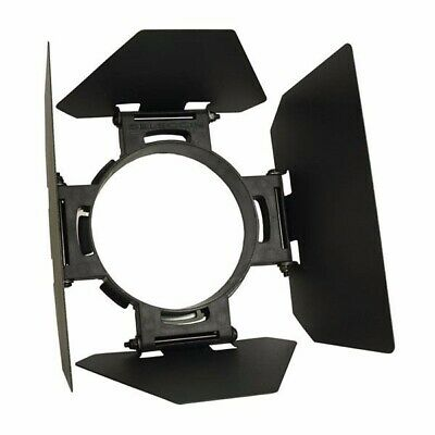 Acclaim Fresnel Barndoor, 4-way, Black