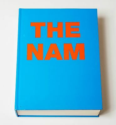 Fiona Banner: The Nam, 1997. Signed, Numbered, Hardcover, Fine Artist Book.