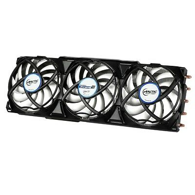 Arctic Accelero Xtreme III - High-End Graphics Card Cooler VGA GPU Cooler