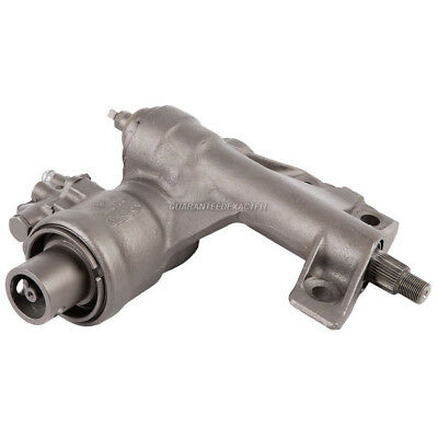 Remanufactured OEM Genuine Power Steering Gear Box Gearbox Fits Plymouth Fury