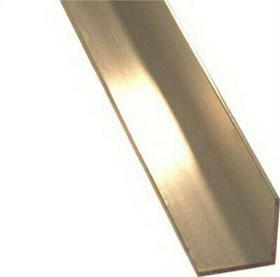 Steelworks/ Boltmaster #11351 1/16x1x36 Aluminum Angle,No 11351