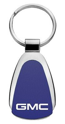 Autogold KCB.GMC - GMC Blue Teardrop Key Chain