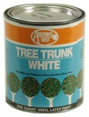 QT WHT Tree Paint,No AZP30011,  Gro Well Brands Cp Inc