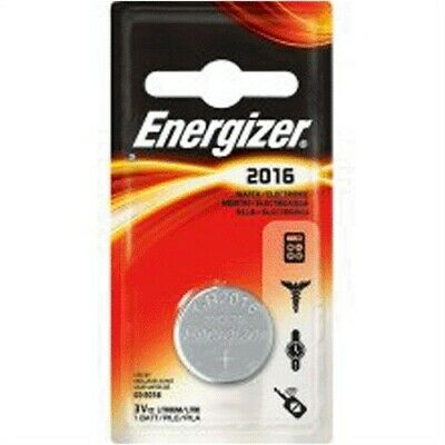 Lithium Battery,No ECR2016BP,  Eveready Battery Co