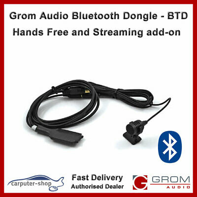 GROM Audio Bluetooth Dongle (BTD) for AUX, IPD3, UBS3 & MST3P MST4 adapter kits