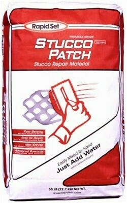 25LB Stucco Patch,No 702010025,  Cts Cement Manufacturing