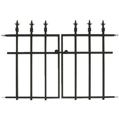 #87104 27x37x63 Black GDN Fence,No 87104,  Panacea Products Corp-Import