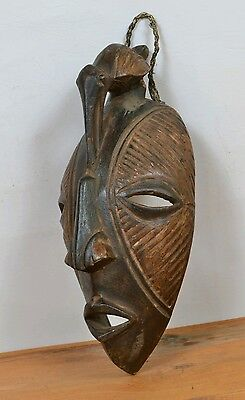 African  Mask from DRC Congo