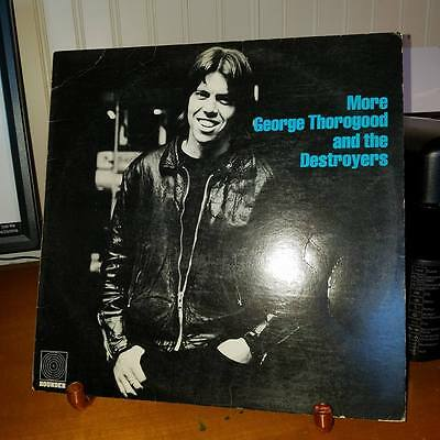 More George Thorogood And The Destroyers,rounder Records No.3045