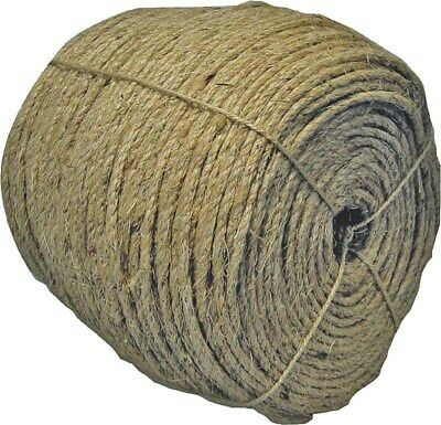 Rope Sisal 1/4 X 1500ft,No 88053,  Lehigh Group/Crawford Prod