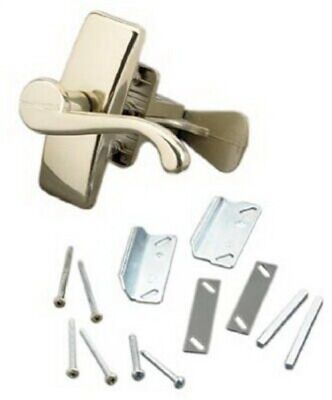 """WRIGHT PRODUCTS VGL025-555 """"GEORGIAN"""" SCREEN DOOR LATCH - POLISHED,No VGL025-555"""
