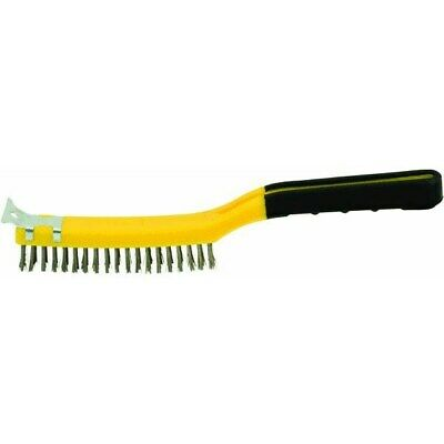 Stainless Steel Wire Brush,No 46810,  Hyde Tools