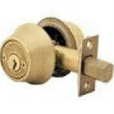 Grade 3 Security Double Cylinder Deadbolt,No 665 5 CP CODE RCAL RCS K6,  Kwikset
