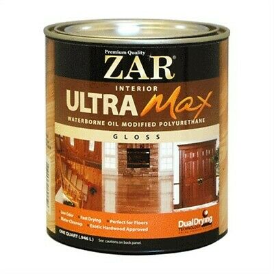 Zar Ultra Max Interior Polyurethane,No 36012,  United Gilsonite Lab