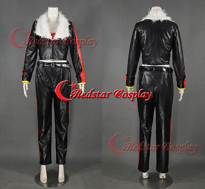 Shadow the hedghog Cosplay Costume from Sonic the Hedgehog
