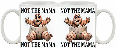 Not The Mama Dinosaurs Dvd Series And Tv Show Mug #4 *great Gift* Uk Seller