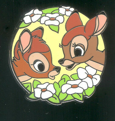 Disney Couples Mystery Pack Bambi and Faline Disney Pin 95862