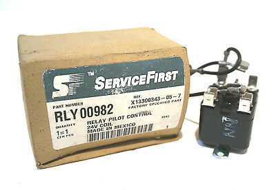 New Service First Rly00982 Relay Pilot Control