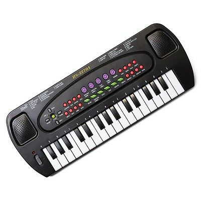 Electronic Keyboard Musical Karaoke Piano With 32 Keys And Microphone