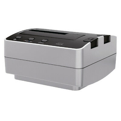 Freecom Hard Drive Dock Duplicator 56136