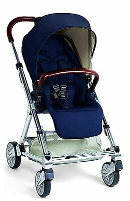 Mamas and papas urbo 2 navy blue baby, infant, toddler & child stroller