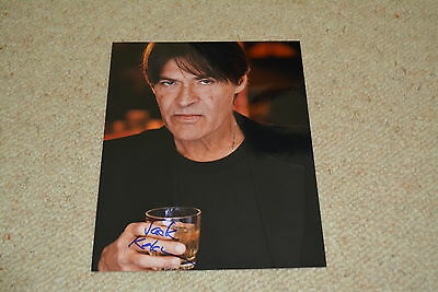 JACK KETCHUM signed Autogramm 20x25 cm In Person AUTHOR Evil , THE LOST