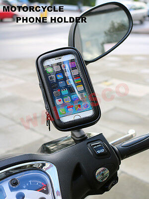 Motorcycle/Scooter/Bikecycler Mobile Phone Holder For Iphone/Samsung/Htc/Sony