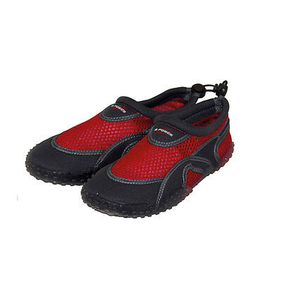 Gul Aqua Shoes Red Childrens Childs Adults Brand New Beach Sailing Surfing Sea
