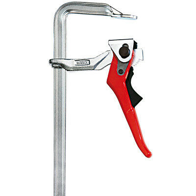 Bessey LC8 8-Inch Steel Ratchet Rapid Action Lever Clamp
