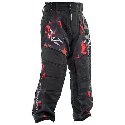 Valken Crusade Riot Paintball Pants - Red