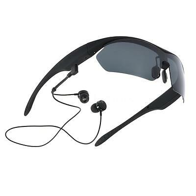 Bluetooth Stereo Headset Mic Polarized Sunglasses Smart Touch Voice Control G4S4