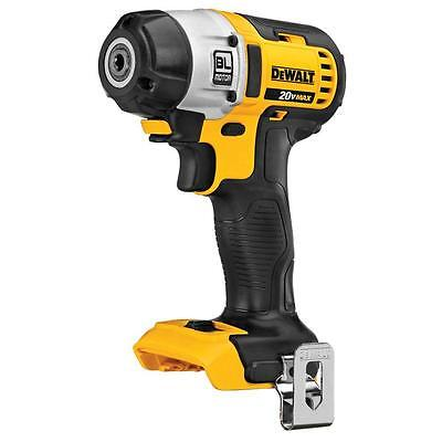 Dewalt DCF895B 20-Volt Max 1/4 in. Brushless 3-Speed Impact Driver (Tool Only)