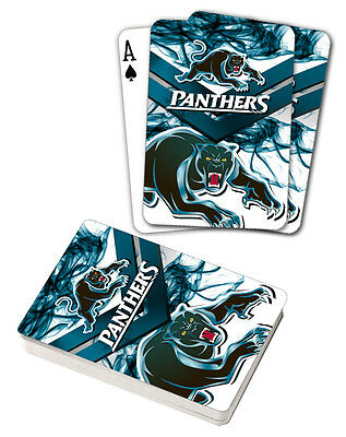 NRL Penrith Panthers Deck Playing Cards Poker Mascot Cards Christmas Gift