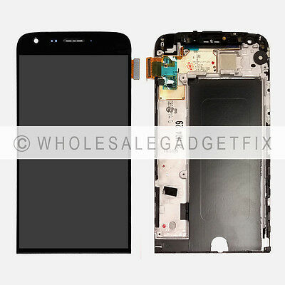 LG G5 H820 H830 H831 H840 H850 LCD Display Screen Touch Screen Digitizer Frame