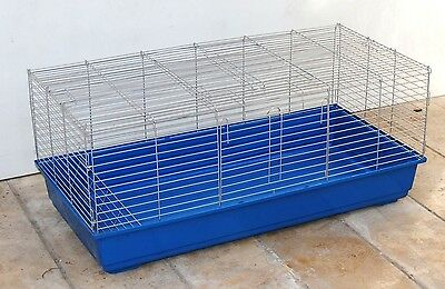 XXL Guinea Pig Cage Rabbit Hutch Rodent cage 1,00 M