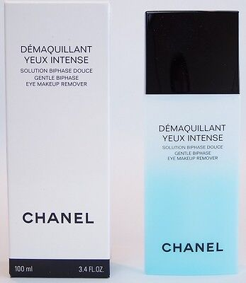 Chanel Précision Demaquillant Yeux Intense Eye Makeup Remover Solution 100 ml