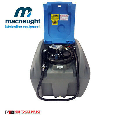 New MacNaught 400 Litre 12 Volt Diesel Fuel Tank MDT400L