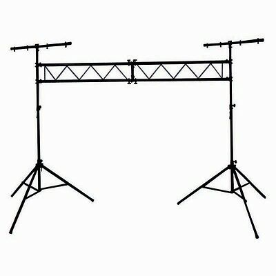 Heavy Duty Truss Stand Lighting Gantry 3M Light Tripod Disco DJ Band