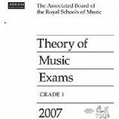 Theory of Music Exams Grade 1 Past Practice Papers 2007 ABRSM S75